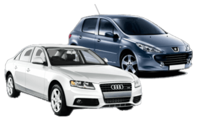 Οικογενειακά αυτοκίνητα στη Σαντορίνη