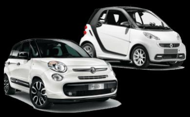 Δημοφιλείς τύποι ενοικιαζομένων αυτοκινήτων στη Σαντορίνη
